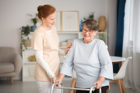 How Home Health Care Can Promote the Emotional Health of Your Loved Ones