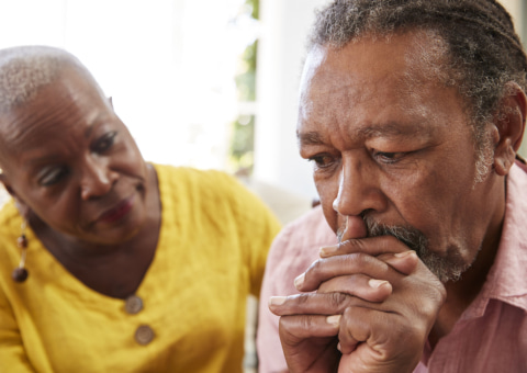 Signs That Your Elderly Is Stressed Out
